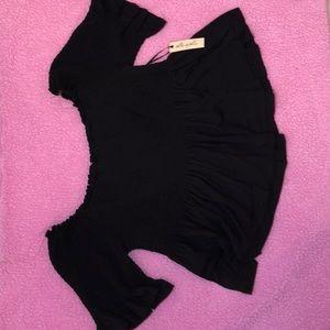 Black top size M